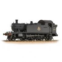 Bachmann 32-137A 4575 Prairie BR lined black early emblem (weathered)